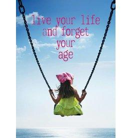 ZintenZ magnet Live your life