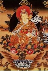 Dakini postcard Padmasambhava