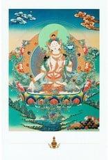 Dakini postkaart Witte Tara