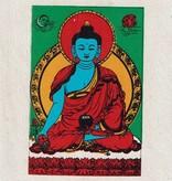 Dakini greeting card Medicine Buddha