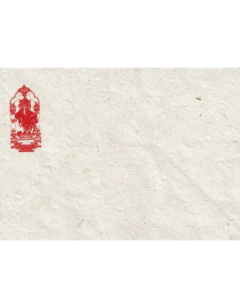 Dakini greeting card Ganesh