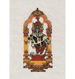 Dakini wenskaart Ganesha
