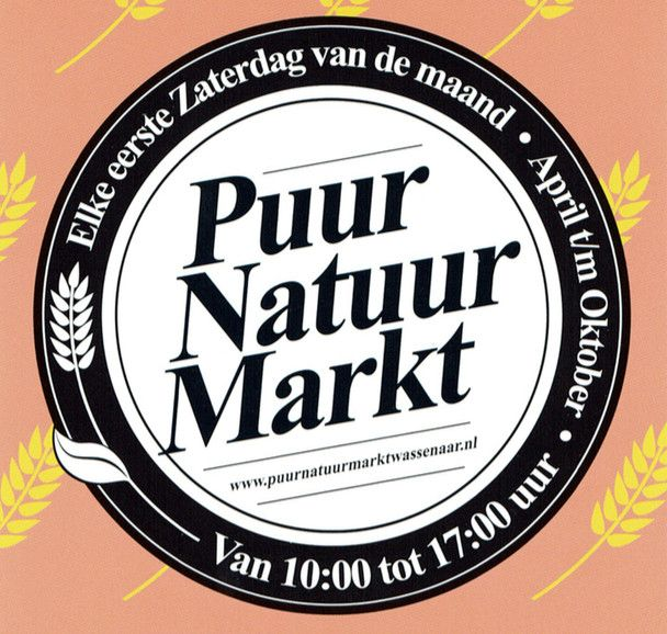6 mei 2017: Puur Natuur Markt