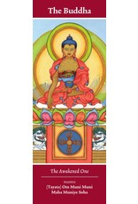Tibetan Buddhist Art boekenlegger Shakyamuni Boeddha