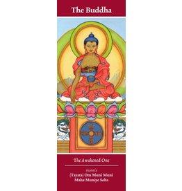 Tibetan Buddhist Art bookmark Shakyamuni Buddha