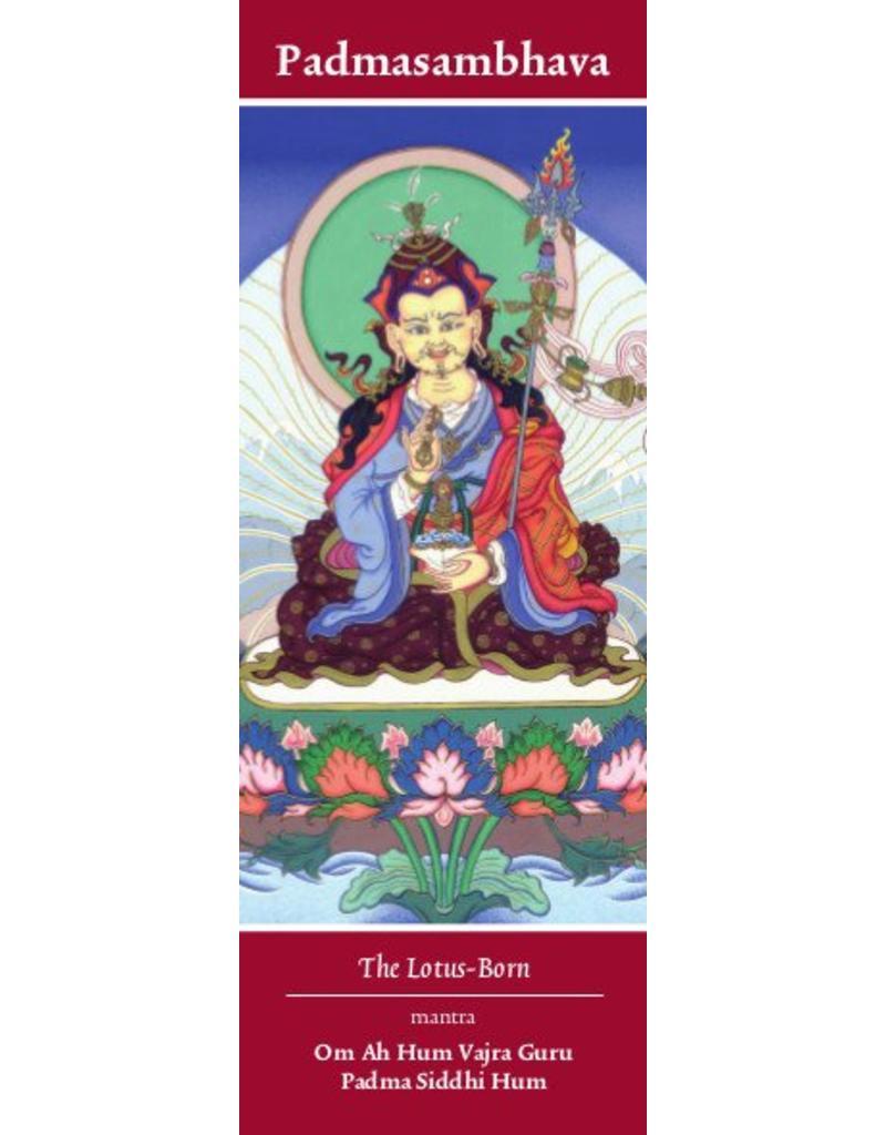 Tibetan Buddhist Art boekenlegger Padmasambhava