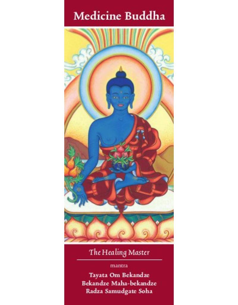 Tibetan Buddhist Art Bookmark giftset