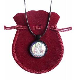 Tibetan Buddhist Art ketting Avalokiteshvara