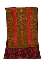 Tibetan Buddhist Art thangka Green Tara