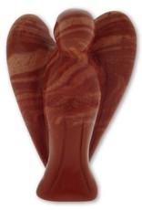 Angel Jasper small red