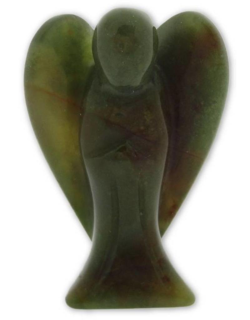 Engel Jaspis small groen
