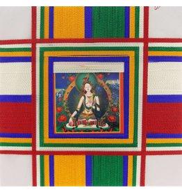 Dakini amulet Witte Tara XL