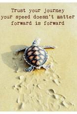 ZintenZ postcard Trust your journey