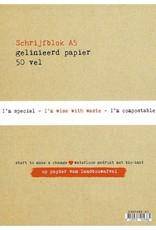 ZintenZ notepad A5