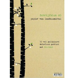 ZintenZ notepad A5 Tree