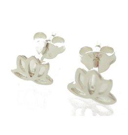 Shanti oorknopjes lotus