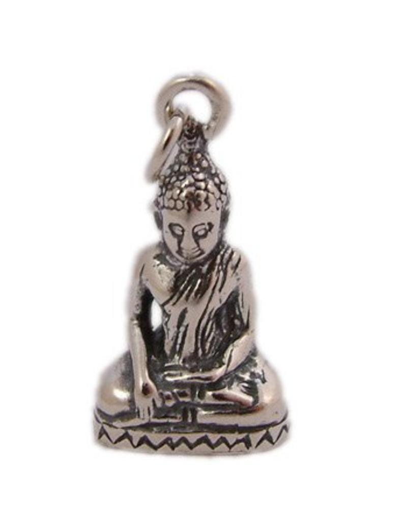 Shanti pendant 3D Buddha