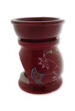Fragrance oil burner Bloemen