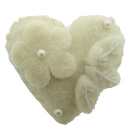 Dakini hair slide Heart