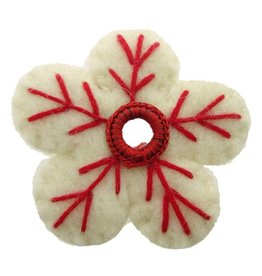 Dakini hair slide Snowflake