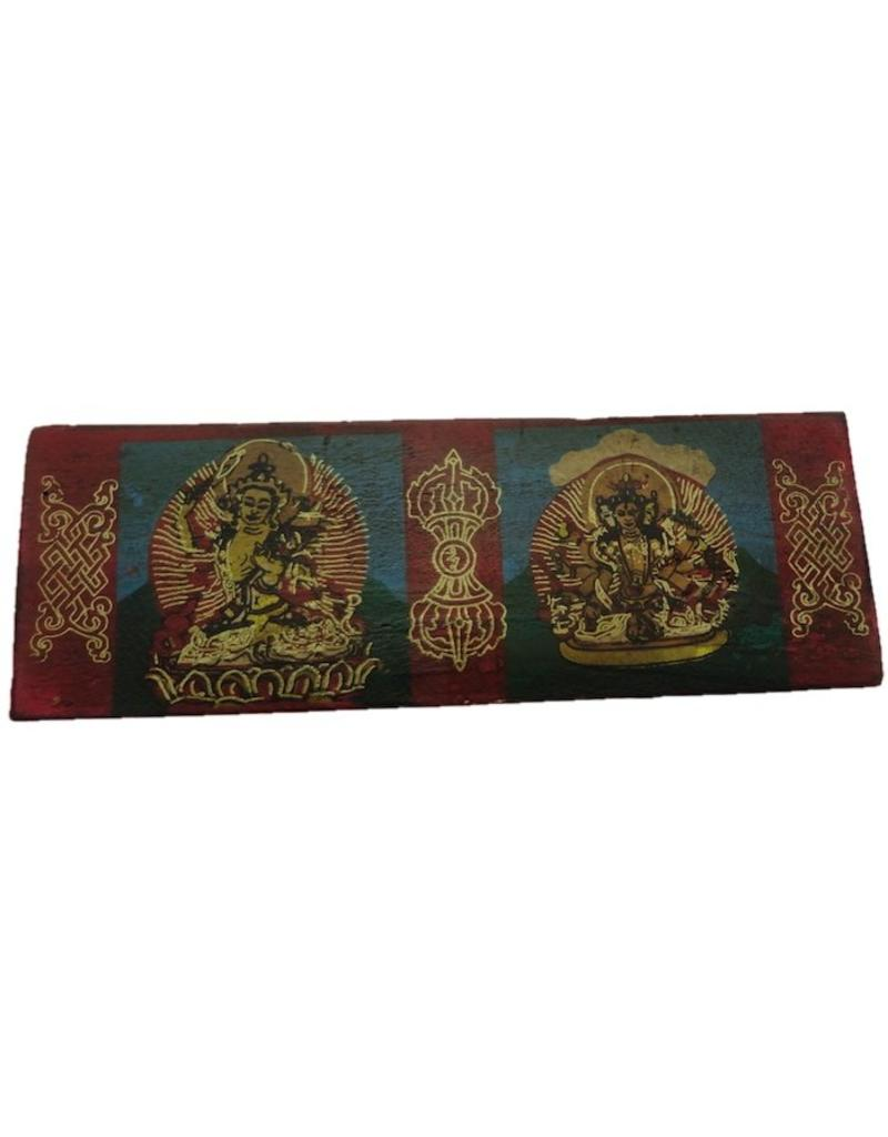 Dakini Tibetan prayer book Small - Copy
