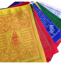 Dakini Tibetan prayer flags tradional 25