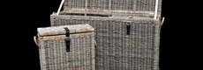 Aufbewahrungs-Körbe und Boxen