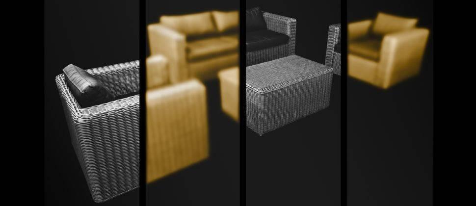 Polyrattan möbel