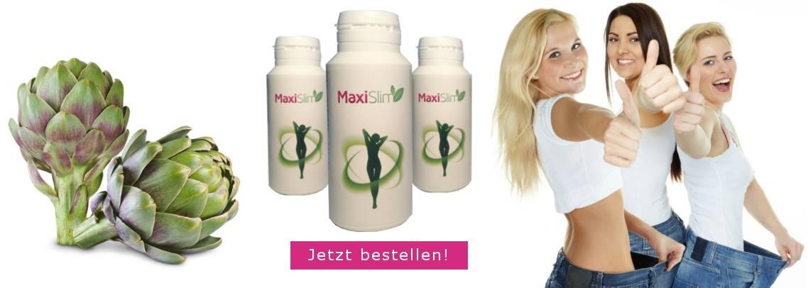 MaxiSlim Jetzt bestellen
