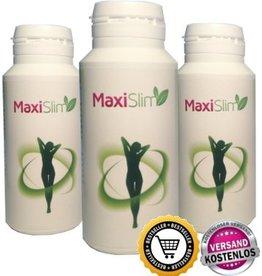 MaxiSlim 3-Monatspackung - 2 bezahlen 1 GRATIS