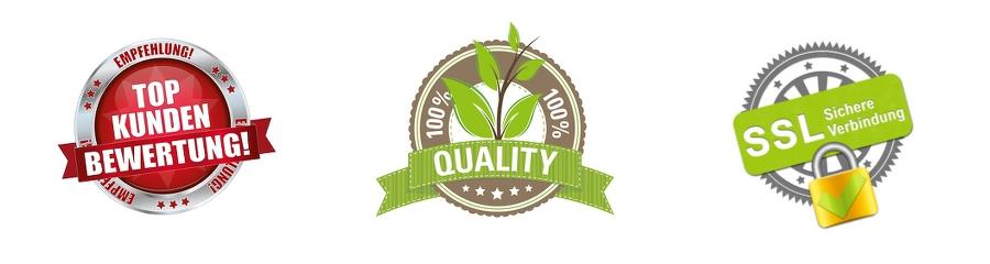 Top Zufriedenheit und Qualität mit MaxiSlim