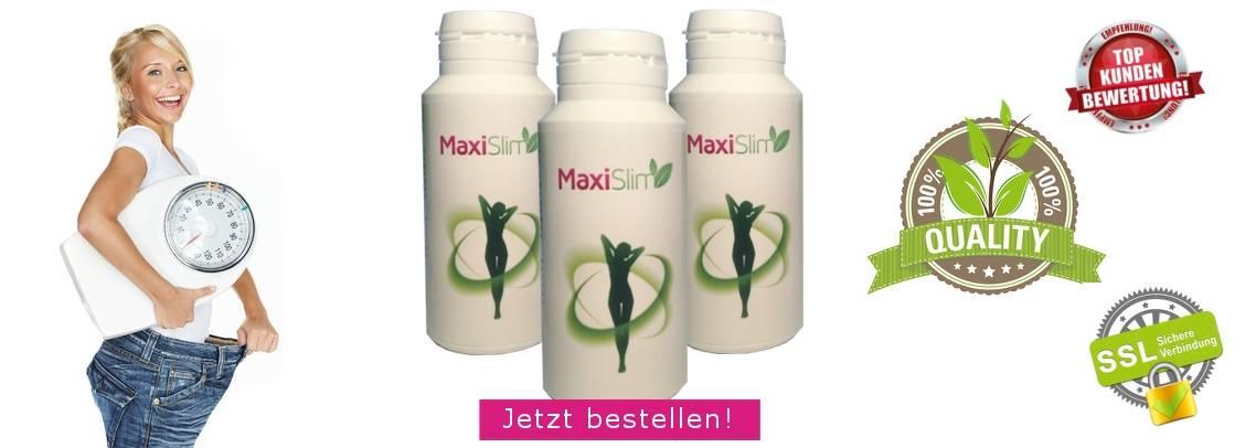MaxiSlim 100% Qualität - Top Kundenbewertung
