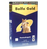 Bolfo Gold 80 Katze 4-8 kg 4 Pipetten