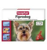 Fiprodog 2-10 kg 3 Pipetten