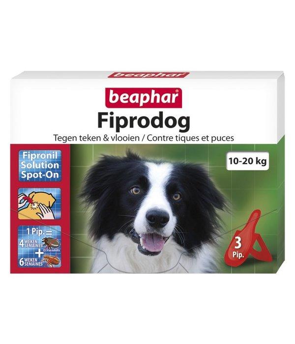 Fiprodog 10-20 kg 3 Pipetten