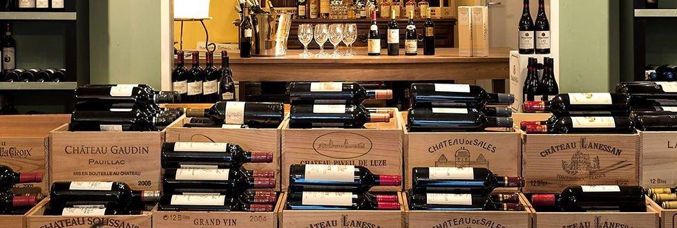 Alleen de beste geselecteerde wijnen