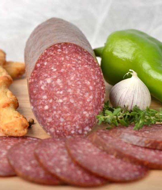 Rein Rind Salami