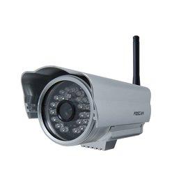 Foscam Outdoor IP Camera - FI9804W Silver