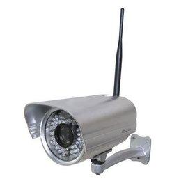 Foscam Outdoor IP Camera - FI9805W Silver