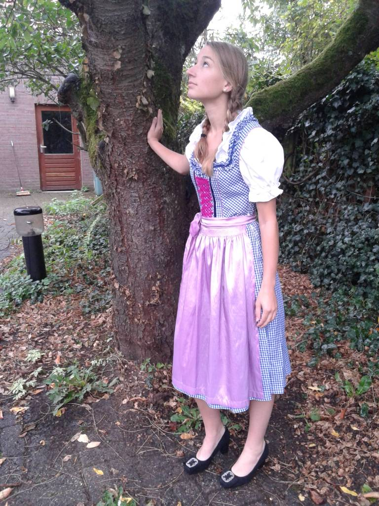 originele dirndl jurk