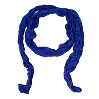 """Sjaal """"Uni Jersey S"""" donker blauw"""