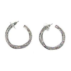 Ohrringe mit Diamanten (1103)