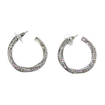 Earring diamonds