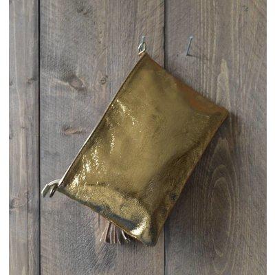 """Tasche """"Metallic"""" gold"""
