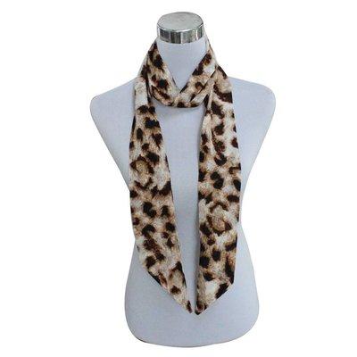 Sjaal | Animal | Brown