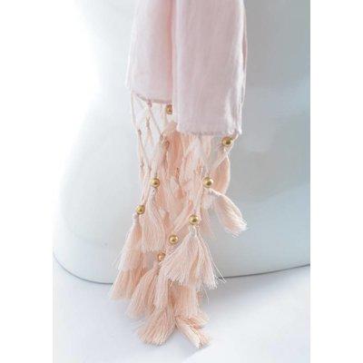 Schal | Plain | Pink