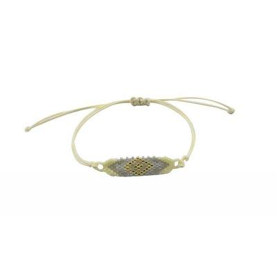 Armband | Ibiza | Off White