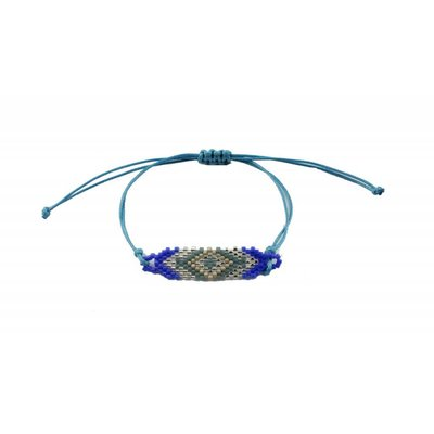 Bracelet | Ibiza | Blue