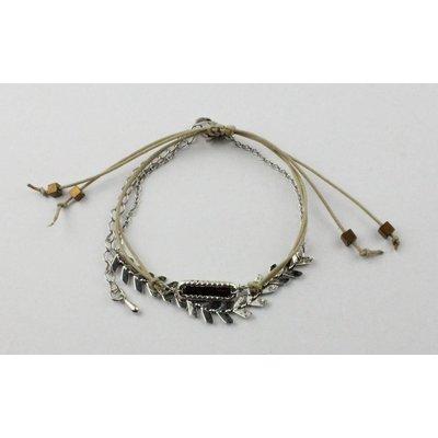 Armband | Set | Grey