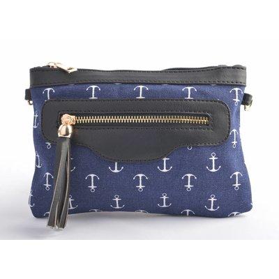"""Tasche """"Marine"""" blau"""